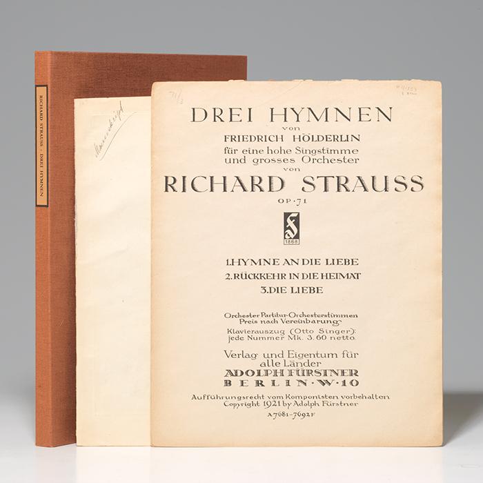 Drei Hymnen (Op. 71), No. 3.