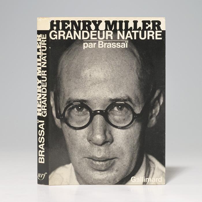 Henry Miller: Grandeur Nature