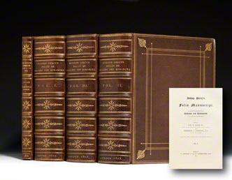 Bishop Percy&Quot;s Folio Manuscript