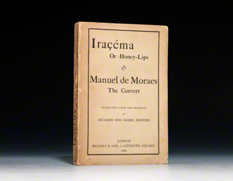 Iracema and Manuel de Moraes
