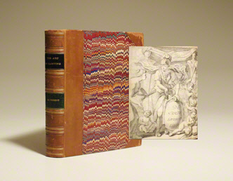 De Arte Graphica (The Art of Painting).  ISSUED WITH: A Short Account of Painters