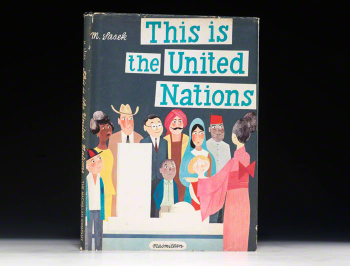 This is the United Nations
