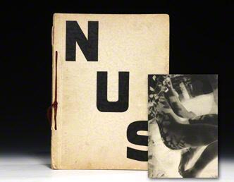 Nus [cover title]: La Beaute de la femme