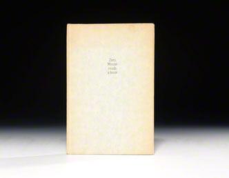 Zero Mostel Reads a Book