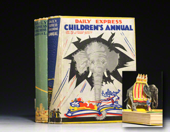 Daily Express Children's Annual (Nos. 1 & 3)