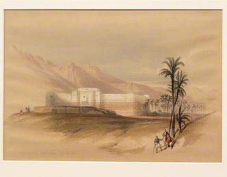 Fortress of Akaba, Arabia Petraea