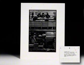 Photograph. Kaigan Works