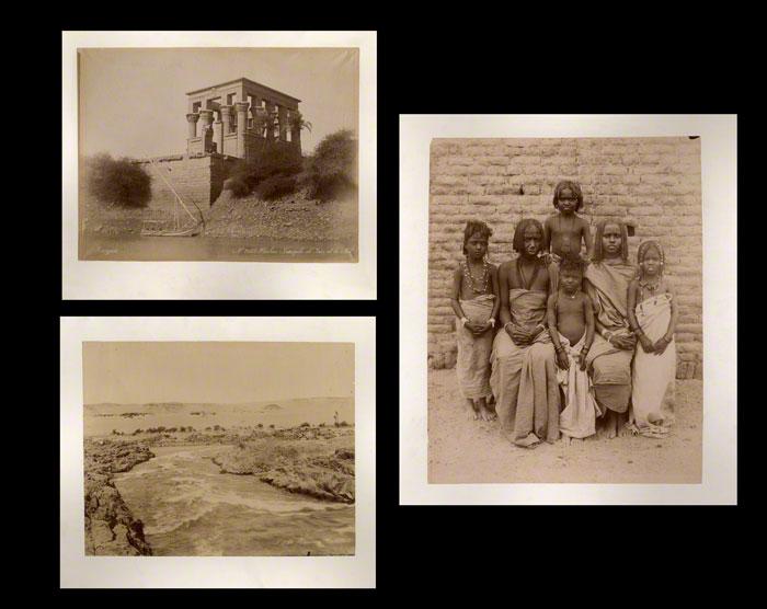 Photograph Collection. Egypt