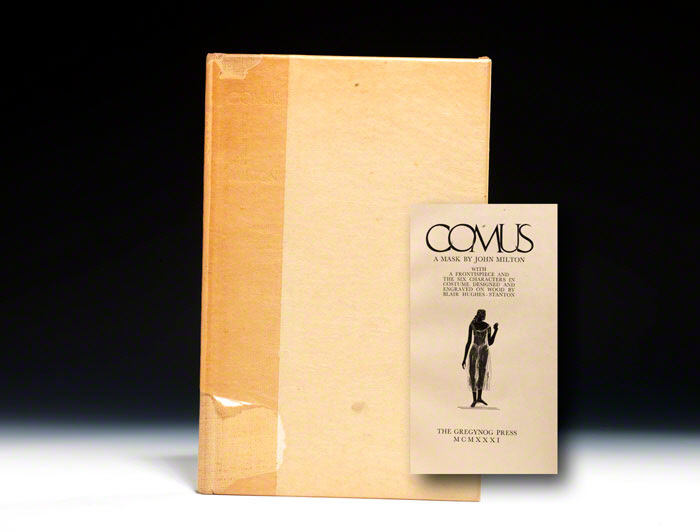 Comus: A Mask
