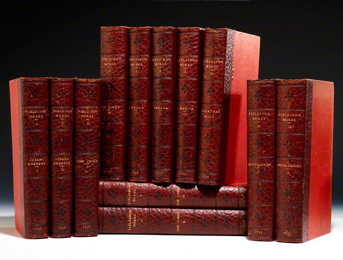 Works of Henry Fielding