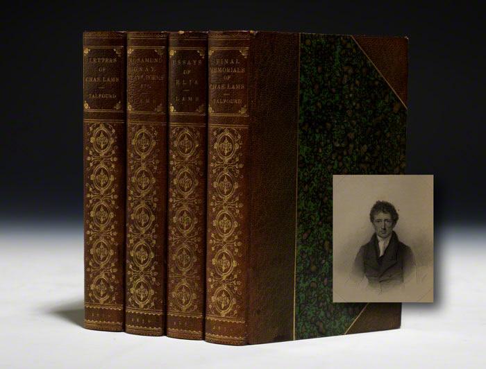 Works of Charles Lamb