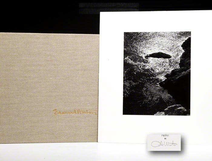 Edward Weston. His Life and Photographs