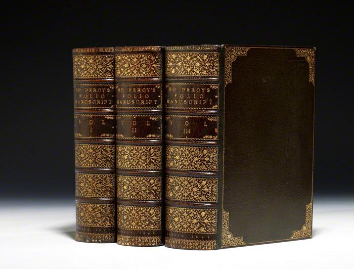 Bishop Percy's Folio Manuscript