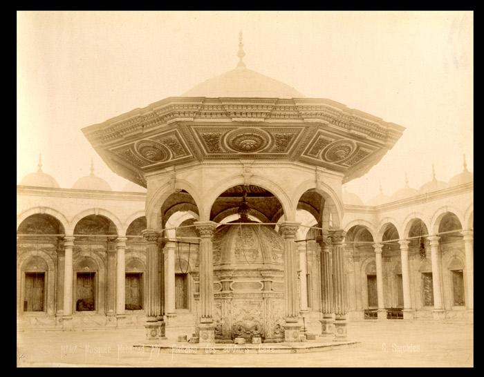 Photograph of Egypt-Fontaine des ablutions Caire