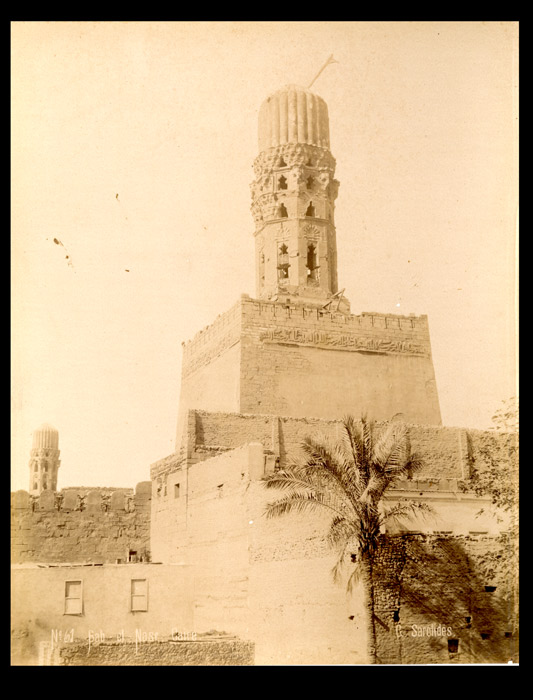 Photograph of Egypt-Bab-el-Nasr, Cairo