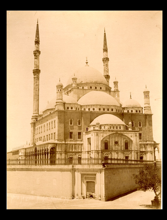 Photograph of Egypt-Mosquee Mehemed-Aly