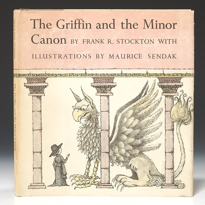 Griffin and the Minor Canon