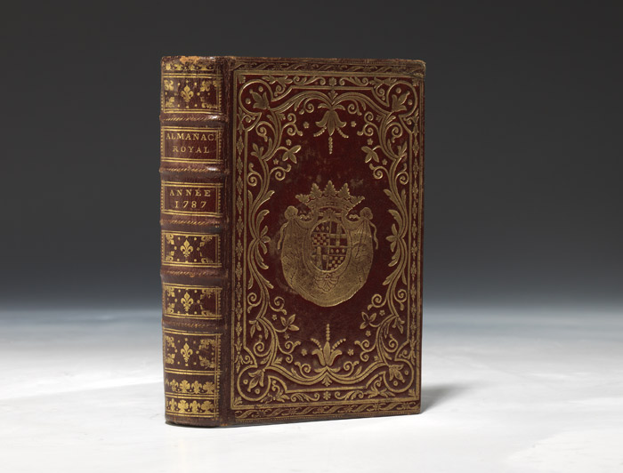 Almanach Royal, Année M.DCC.LXXXVII.
