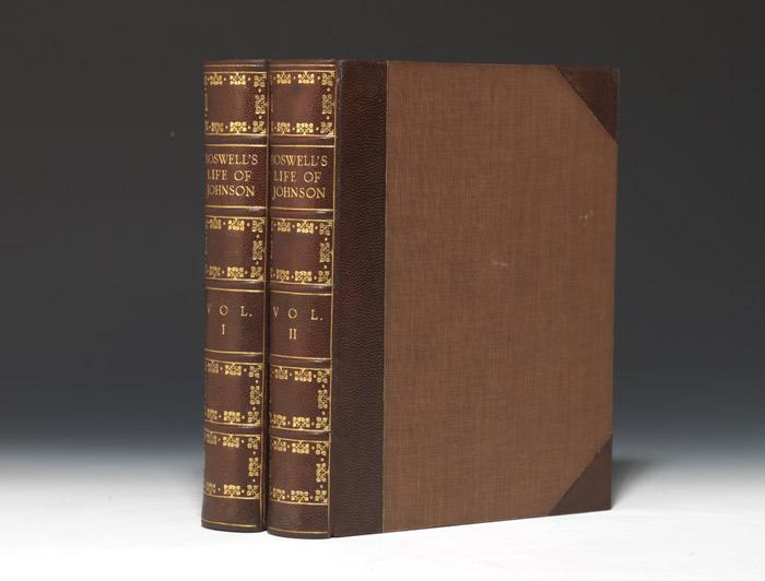Life of Samuel Johnson, LL.D.