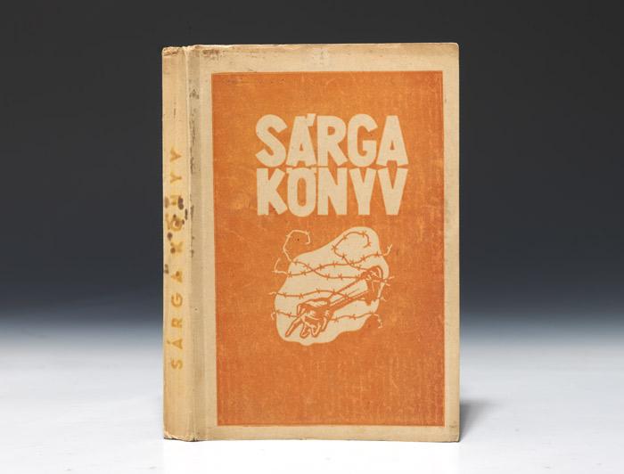 Sarga Konyv
