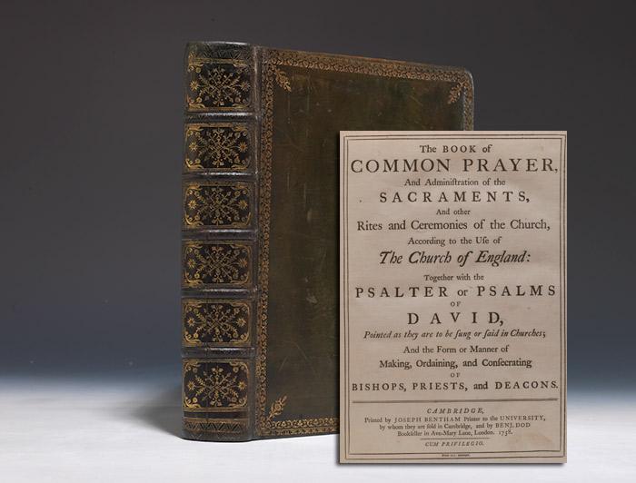 Book of Common Prayer