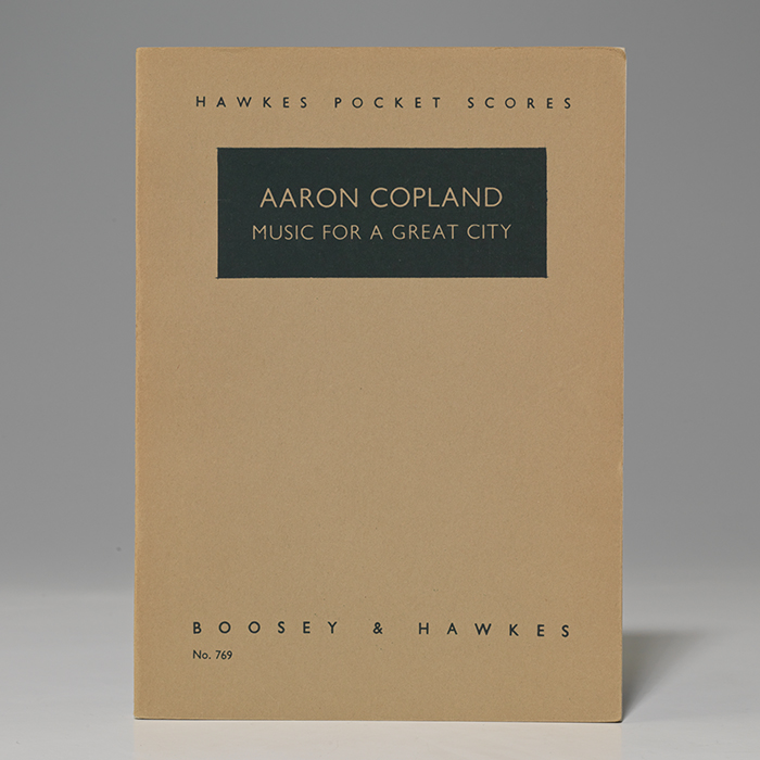 Music for a Great City
