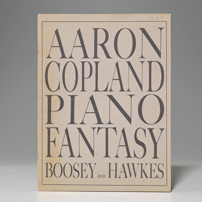 Piano Fantasy