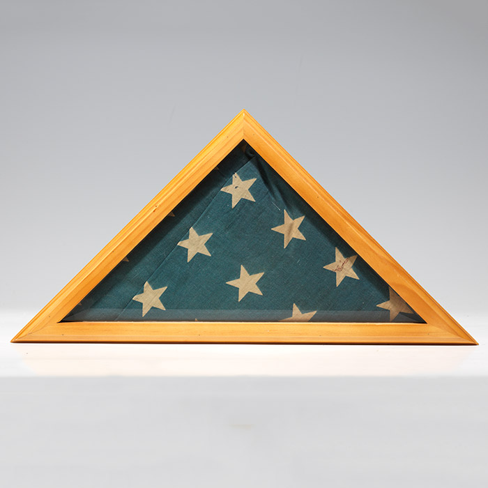 48-star US flag