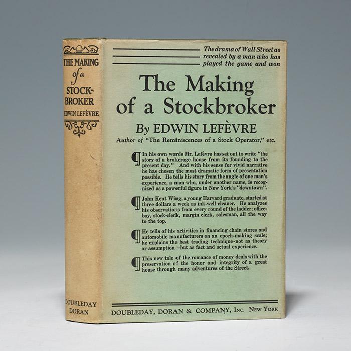 Making of a Stockbroker