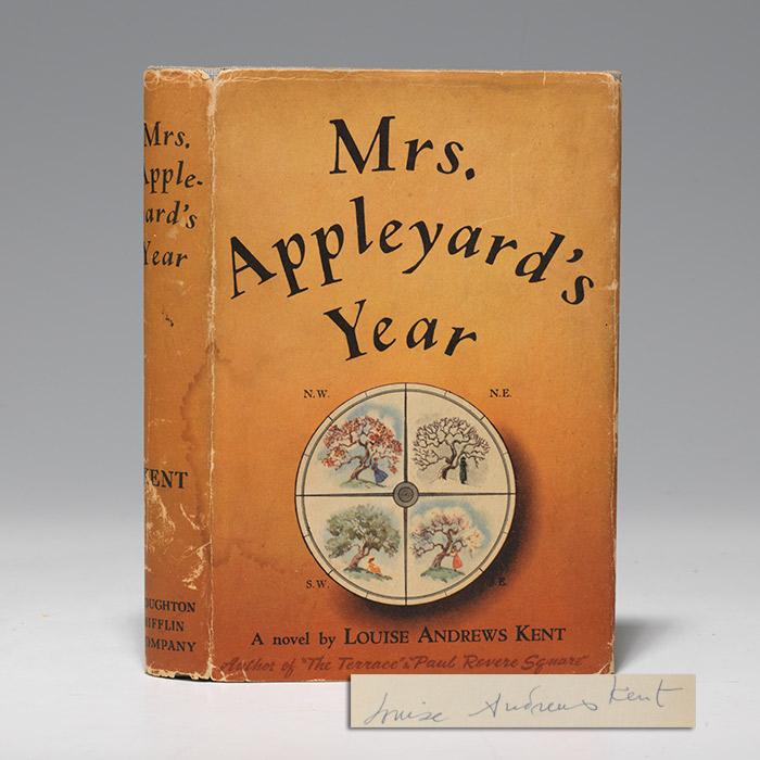 Mrs. Appleyard's Year