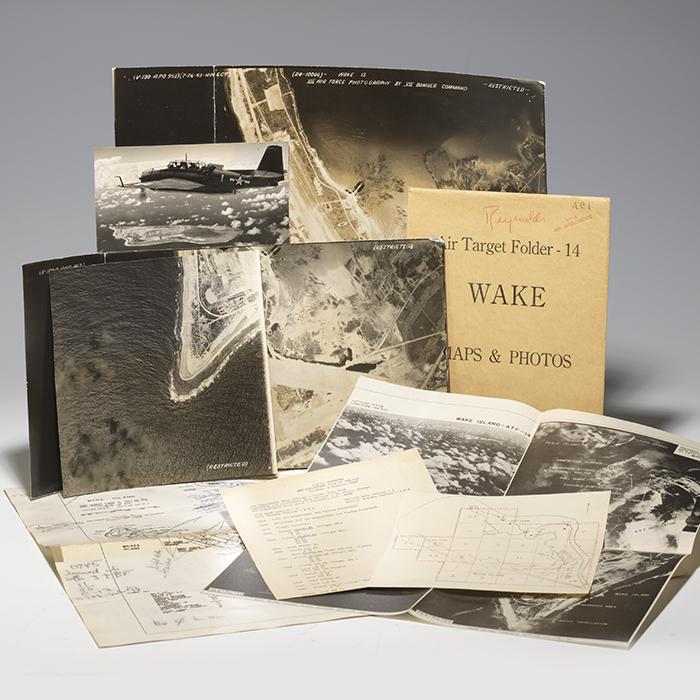 Archive: Wake Island Raid
