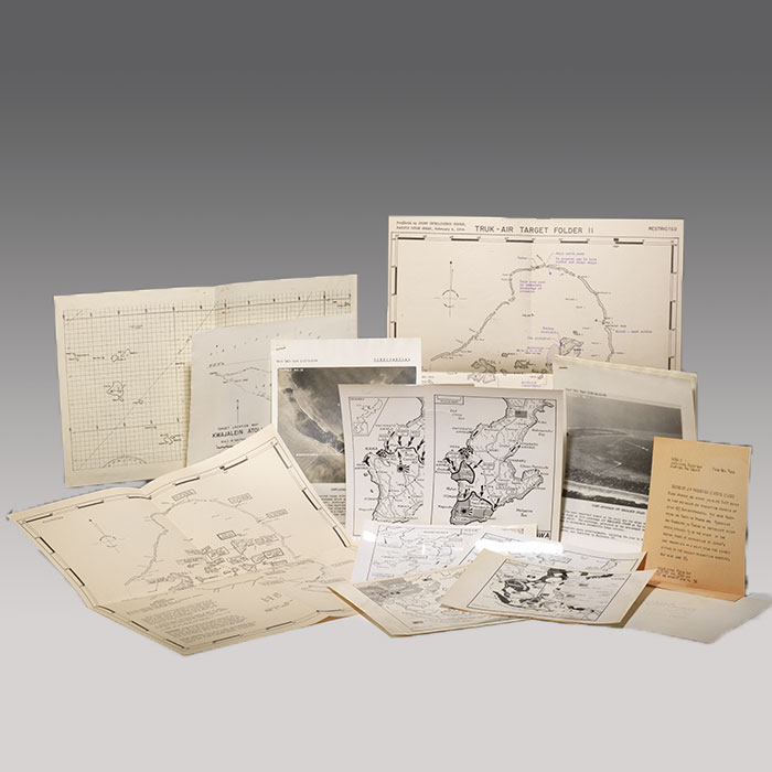 Archive: World War II-era Pacific Maps