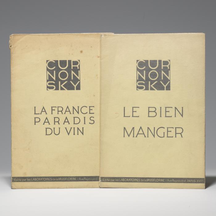 Bien Manger. WITH: La France Paradis du Vin