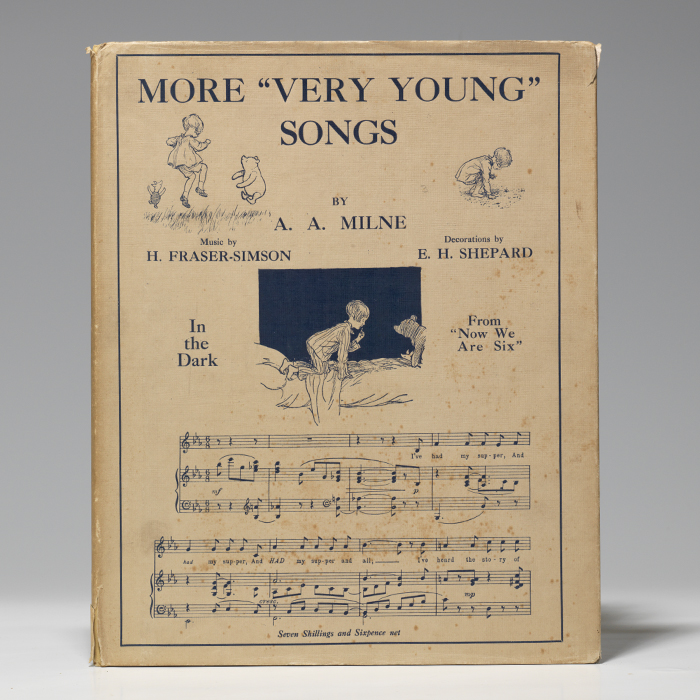 """More """"Very Young"""" Songs"""