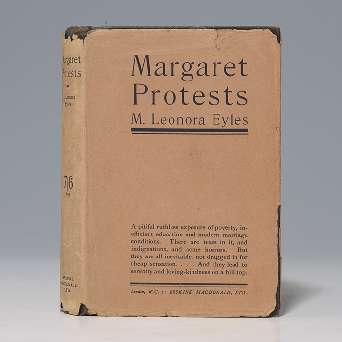 Margaret Protests
