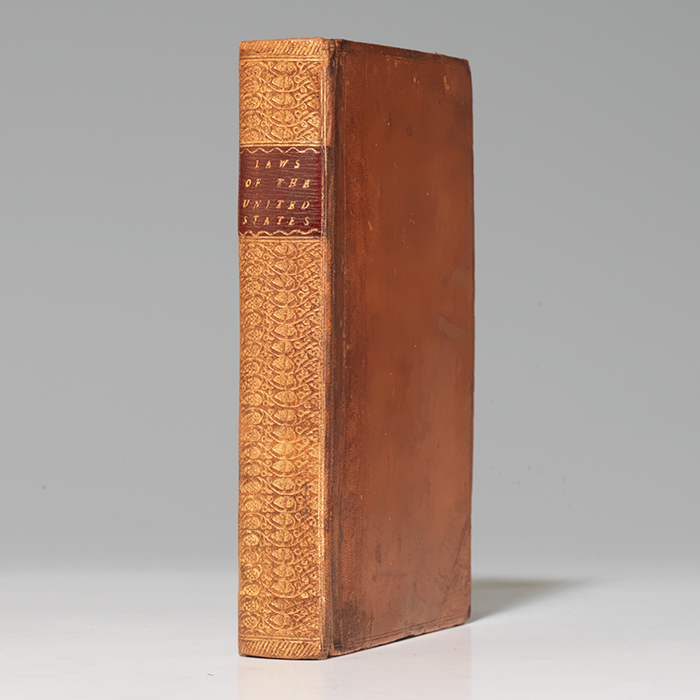 Laws of the United States of America. Volume VIII. Acts Passed at the First... Second Session of the Ninth Congress