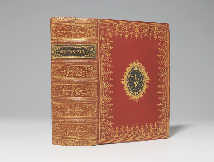 Holy Bible; Book of Common Prayer