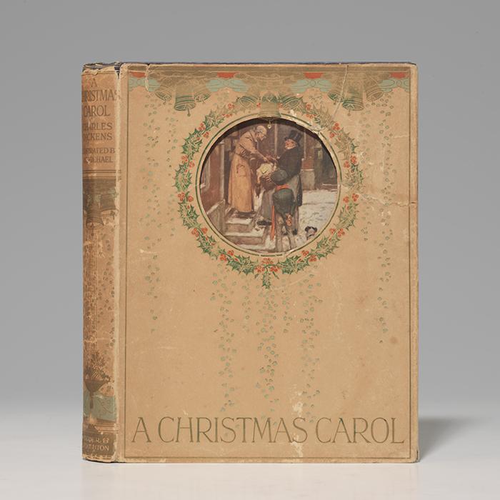 Christmas Carol Arthur Rackham Bauman Rare Books