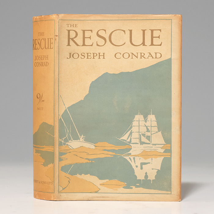 Rescue. A Romance of the Shallows
