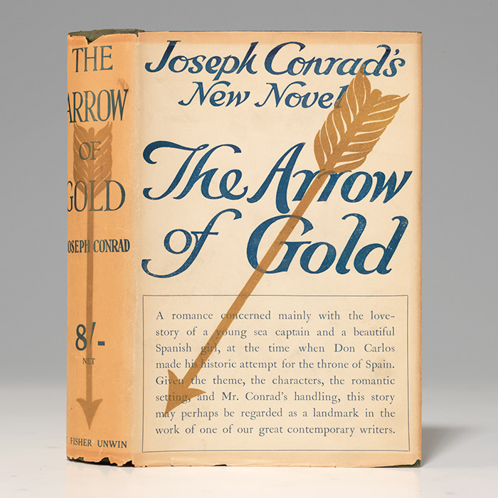 Arrow of Gold