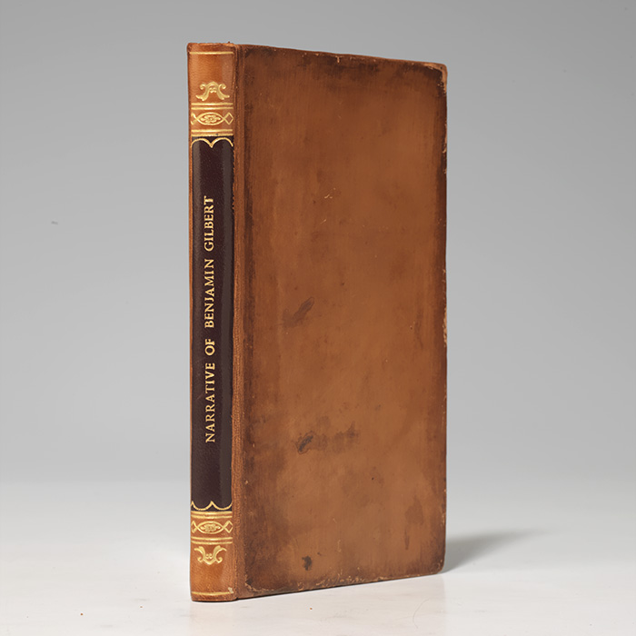 Narrative of the Captivity of Benjamin Gilbert