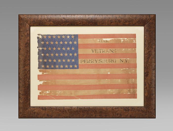 48-star US flag