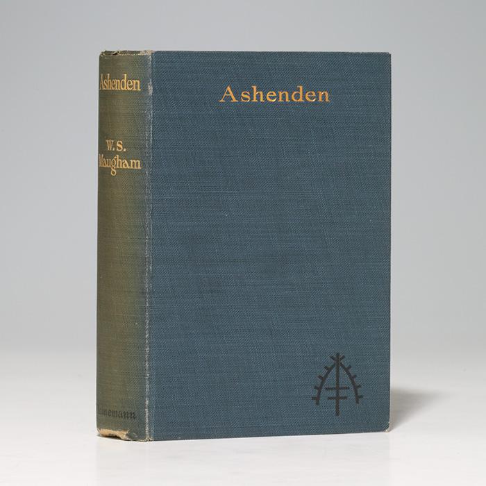 Ashenden, or the British Agent