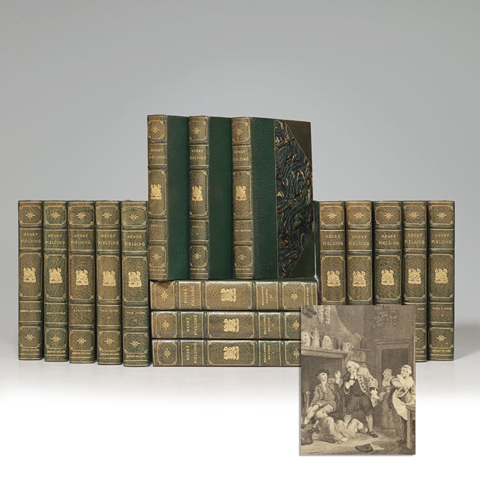 Complete Works of Henry Fielding