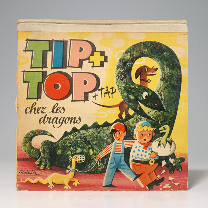 Tip and Top and Tap chez les dragons