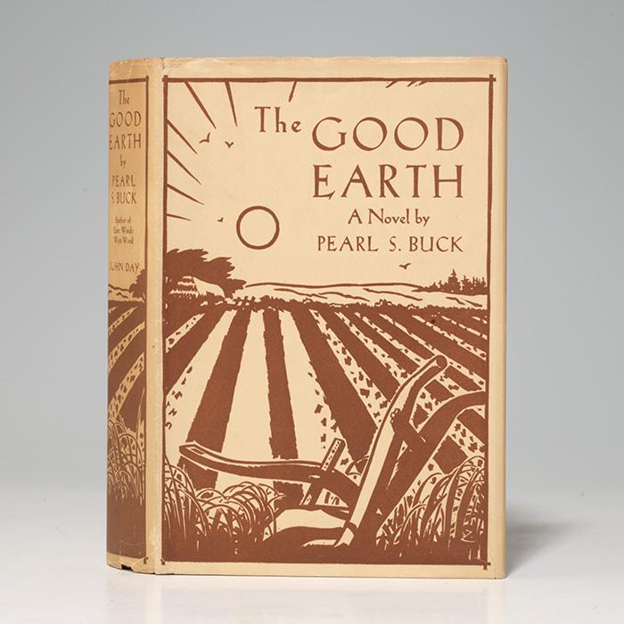Good Earth First Edition - Pearl S. Buck - Bauman Rare Books