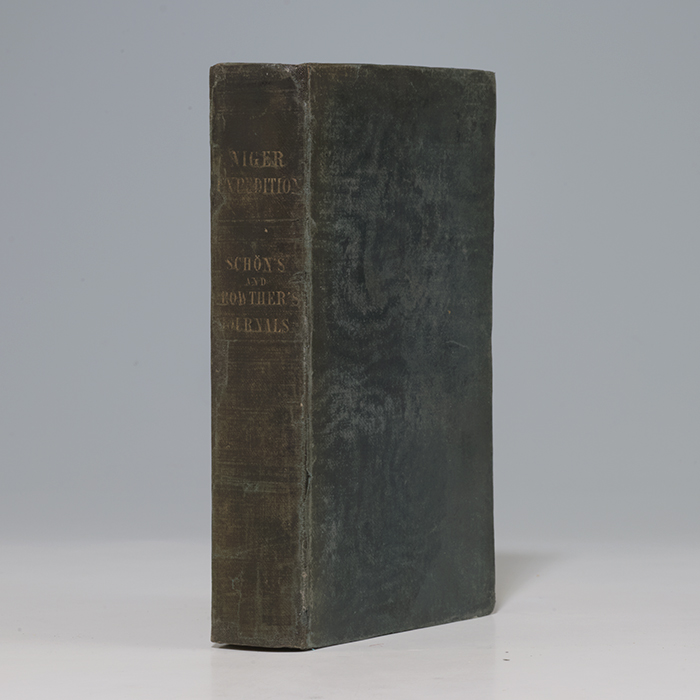 Journals of the Rev. James Frederick Schon and Mr. Samuel Crowther