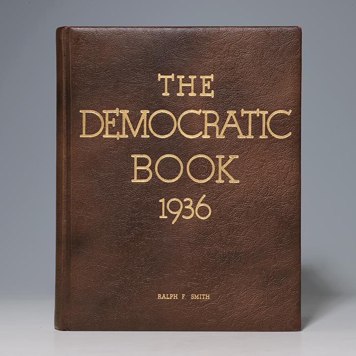 Democratic Book 1936