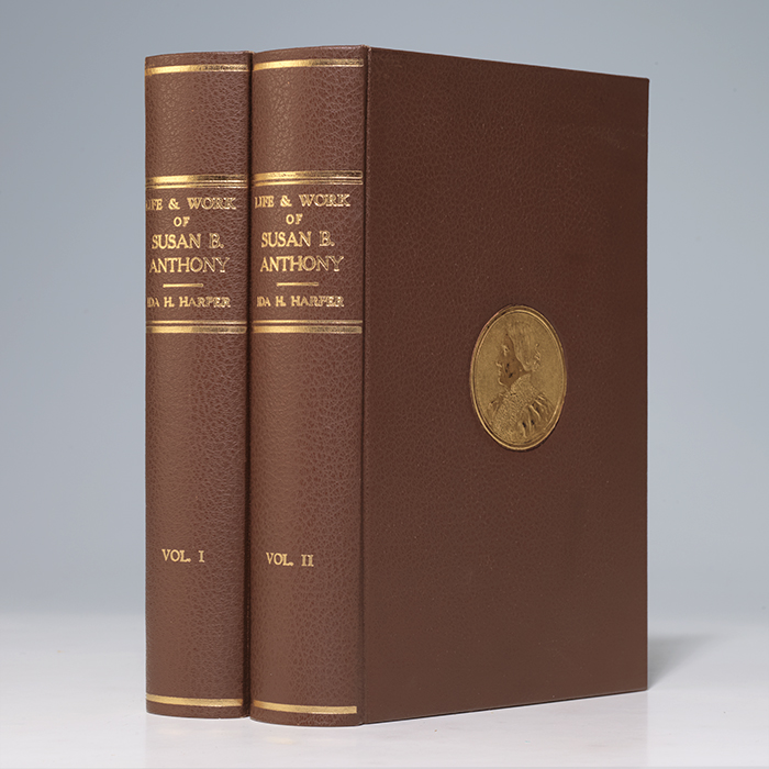 Life and Work of Susan B. Anthony