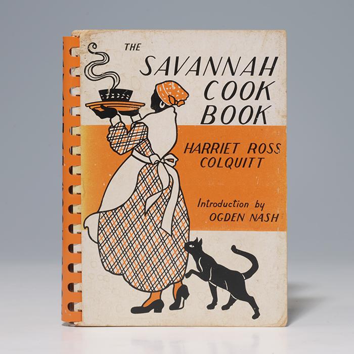 Savannah Cook Book